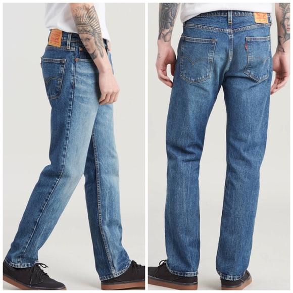 dce43d1bd6 Levi's Jeans | Levis 513 Slim Straight Stretch | Poshmark